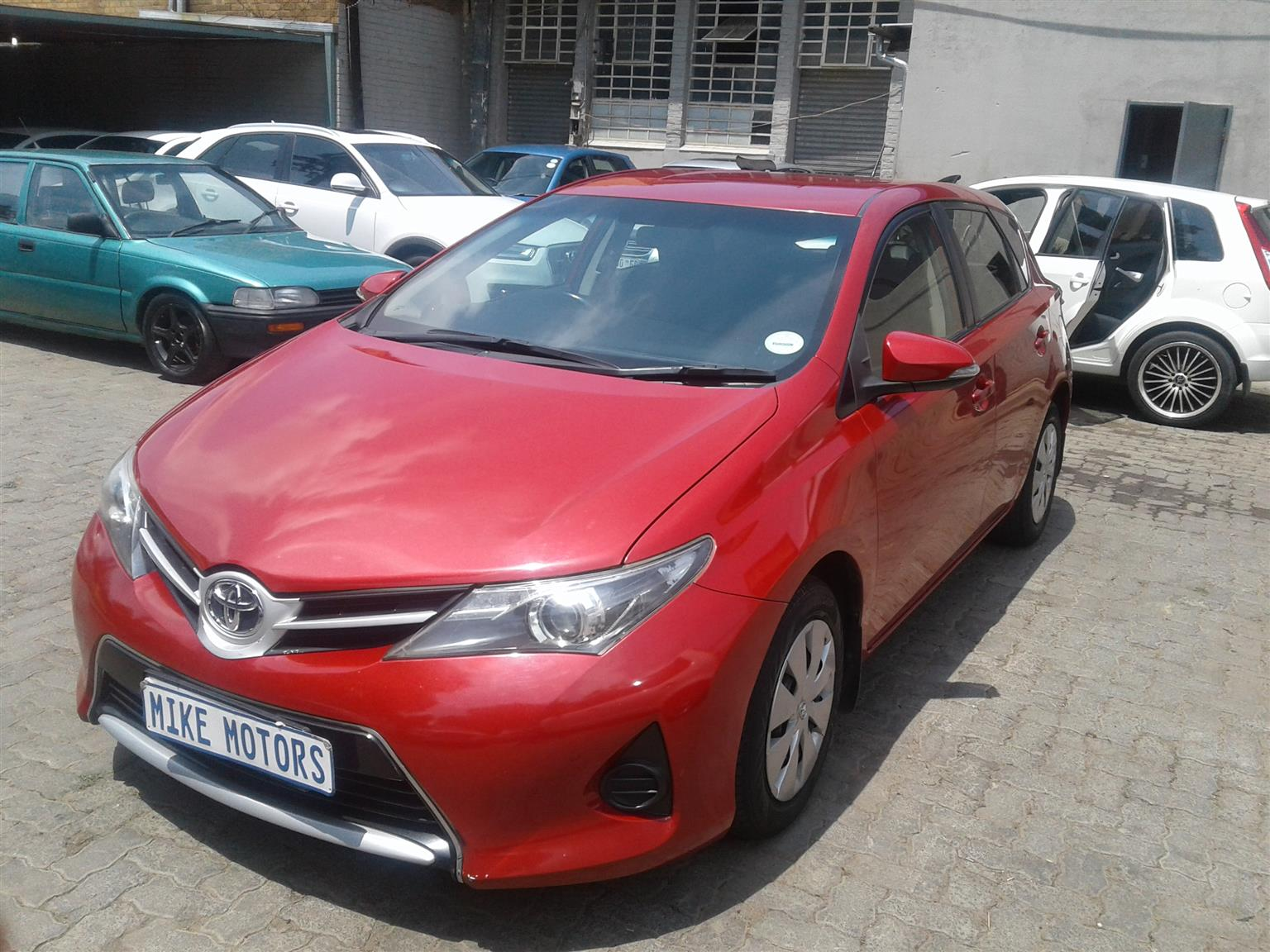 2014 Toyota Auris 1.4 RS