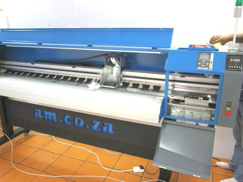 F-1600 FastCOLOUR Lite Structure 1600mm Printing Area Wide-Format Printer Barebone Unit