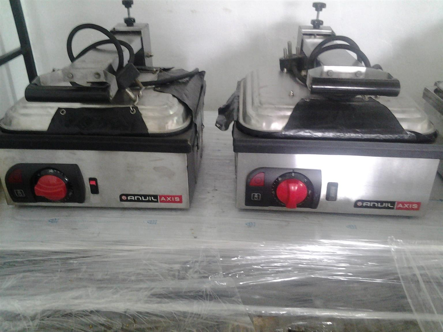 anvil toasters new and used     available