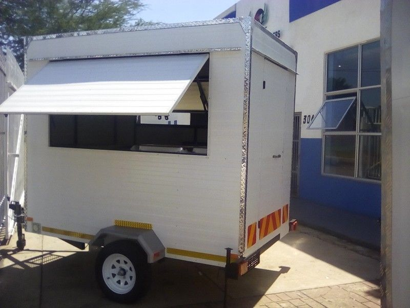 2 5m Mobile Kitchen For Sale