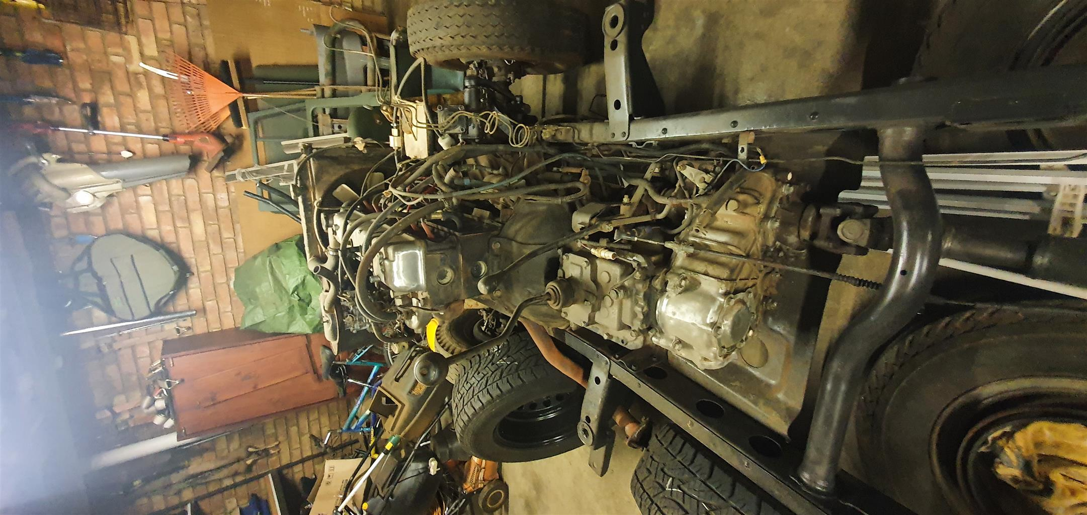 1985 Custom and Rebuilds Rebuilt Cars