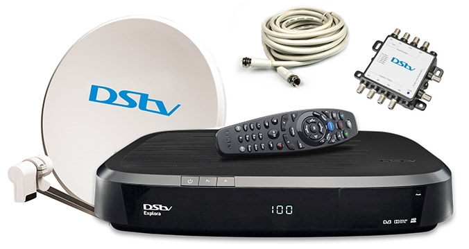 DSTV (Xtra-View), TOP-TV, OPENVIEW, etc.