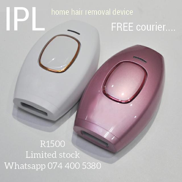 IPL laser home device