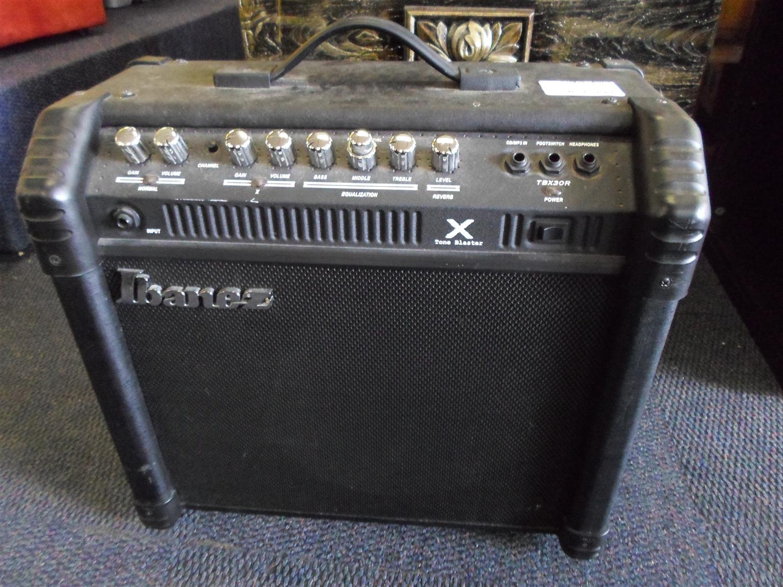 Ibanez TBX30R Guitar Amplifier