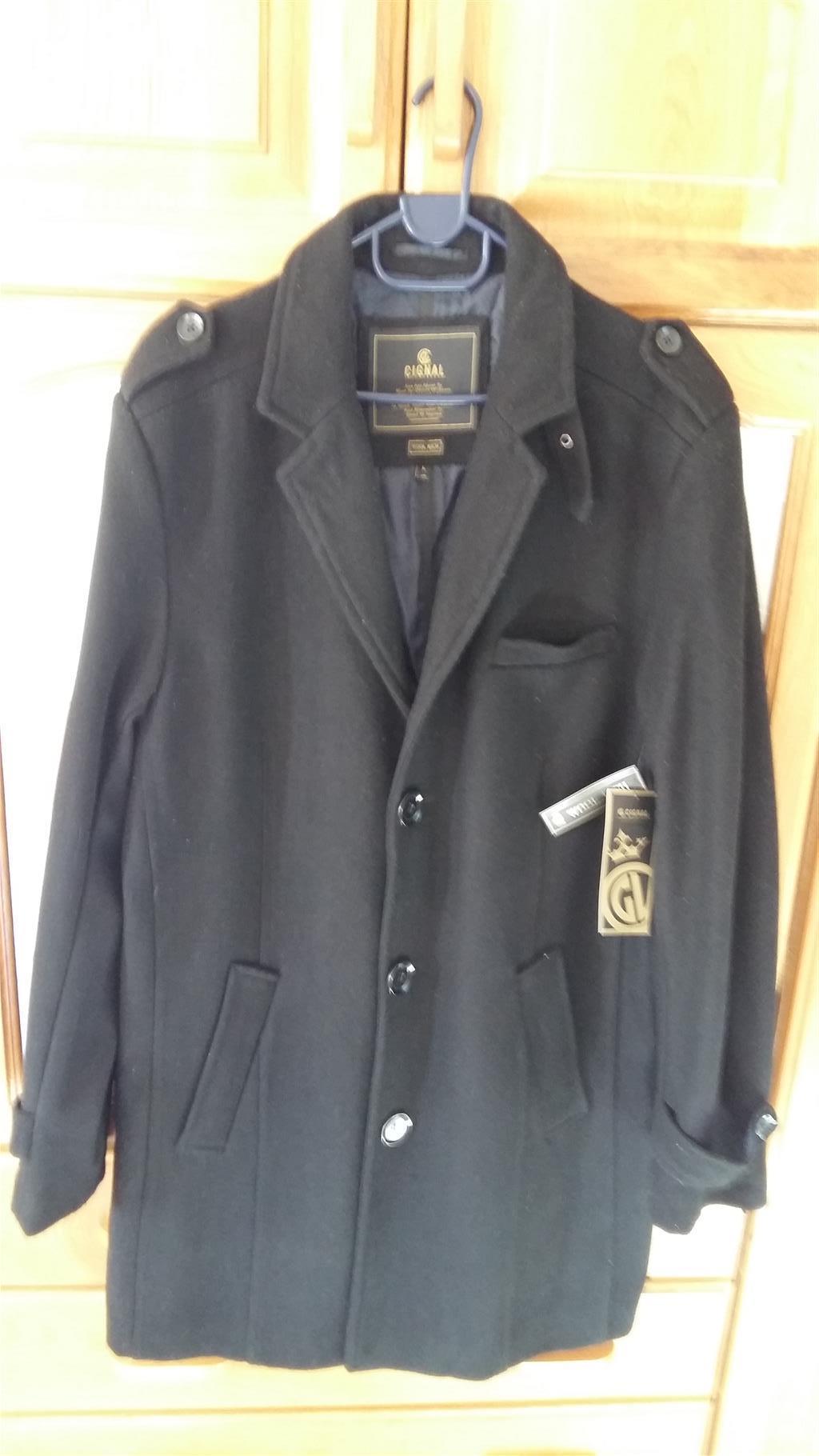 Brand New Mens 3/4 Mohair Jacket