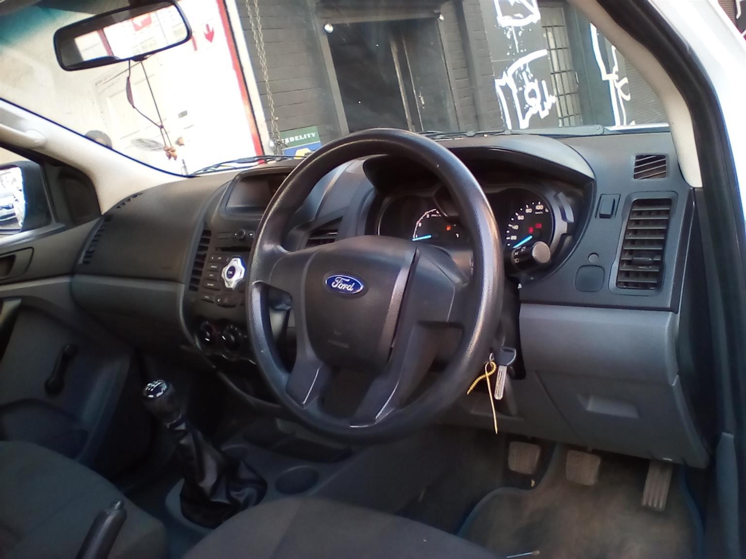 2015 Ford Ranger single cab RANGER 2.2TDCi XL A/T P/U S/C