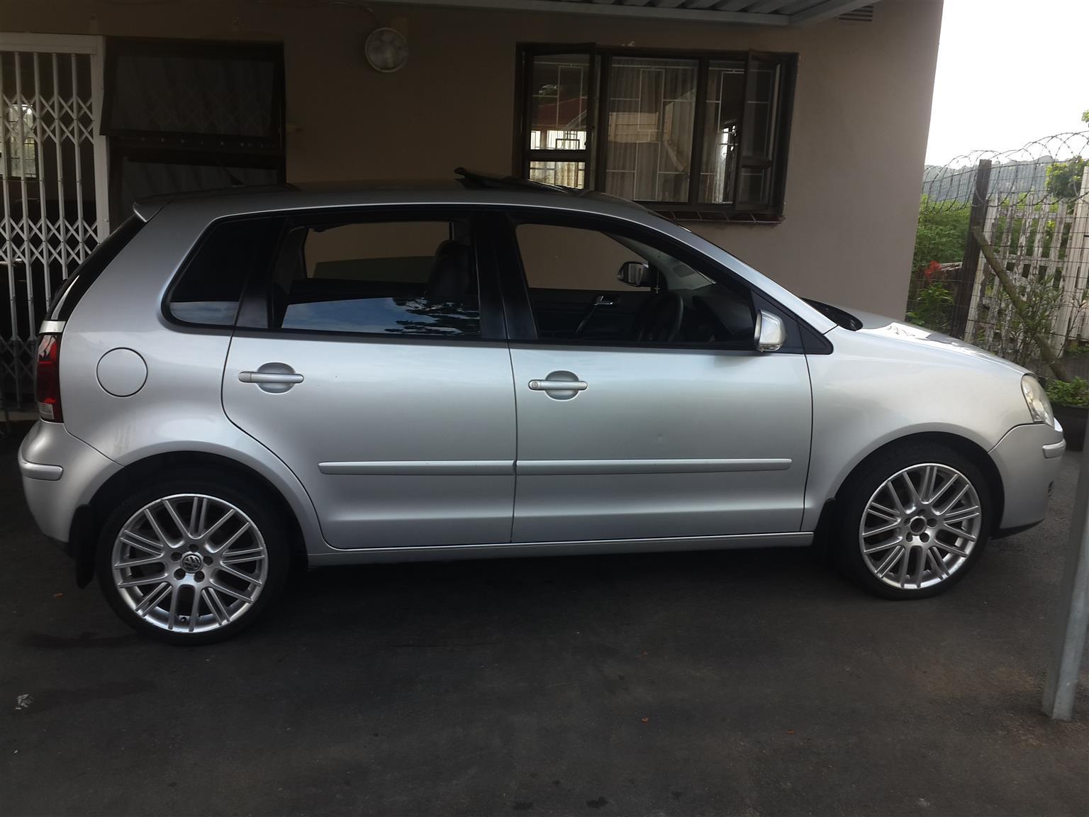 2008 VW Polo Vivo 5 door 1.6