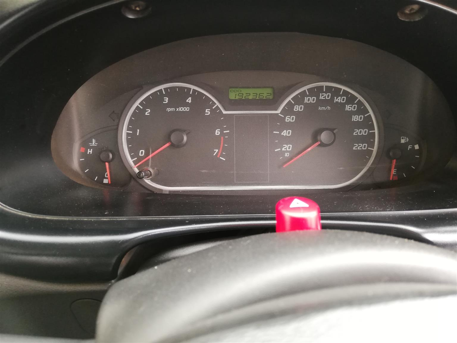 2011 Ford Bantam 1.6i