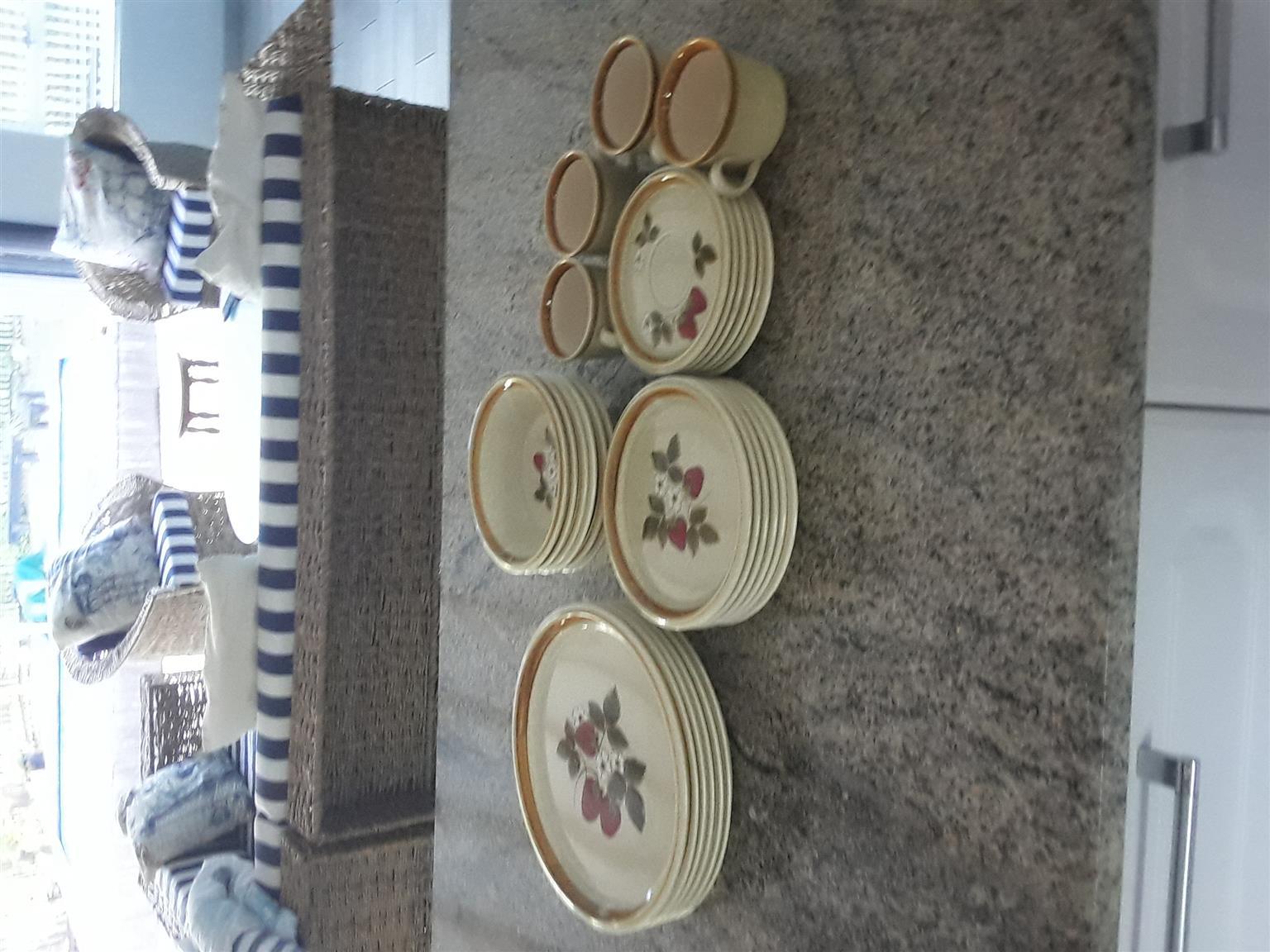 Mikasa dinner set