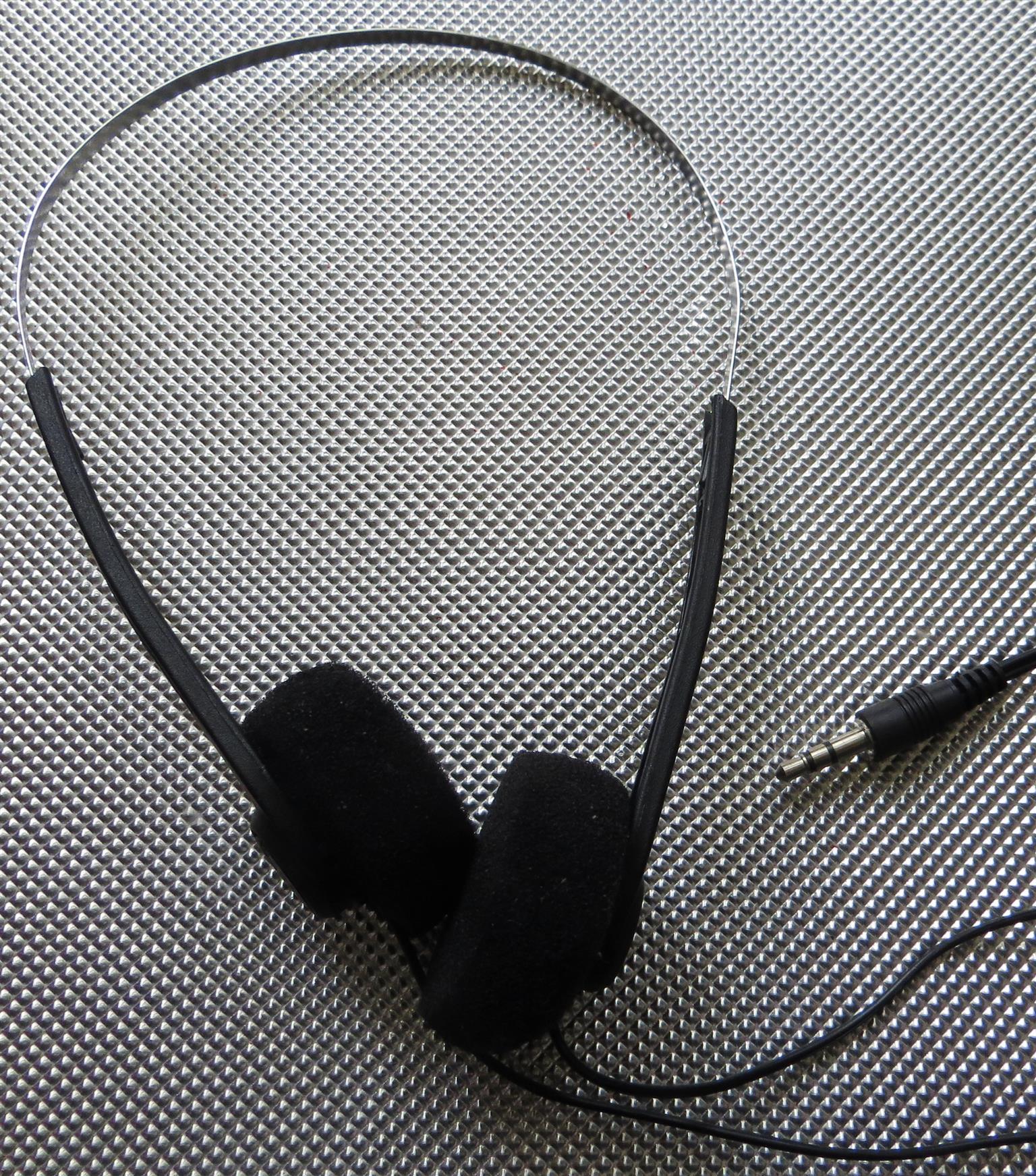 Digitech 3,5mm Stereo Over-Ear Headphones