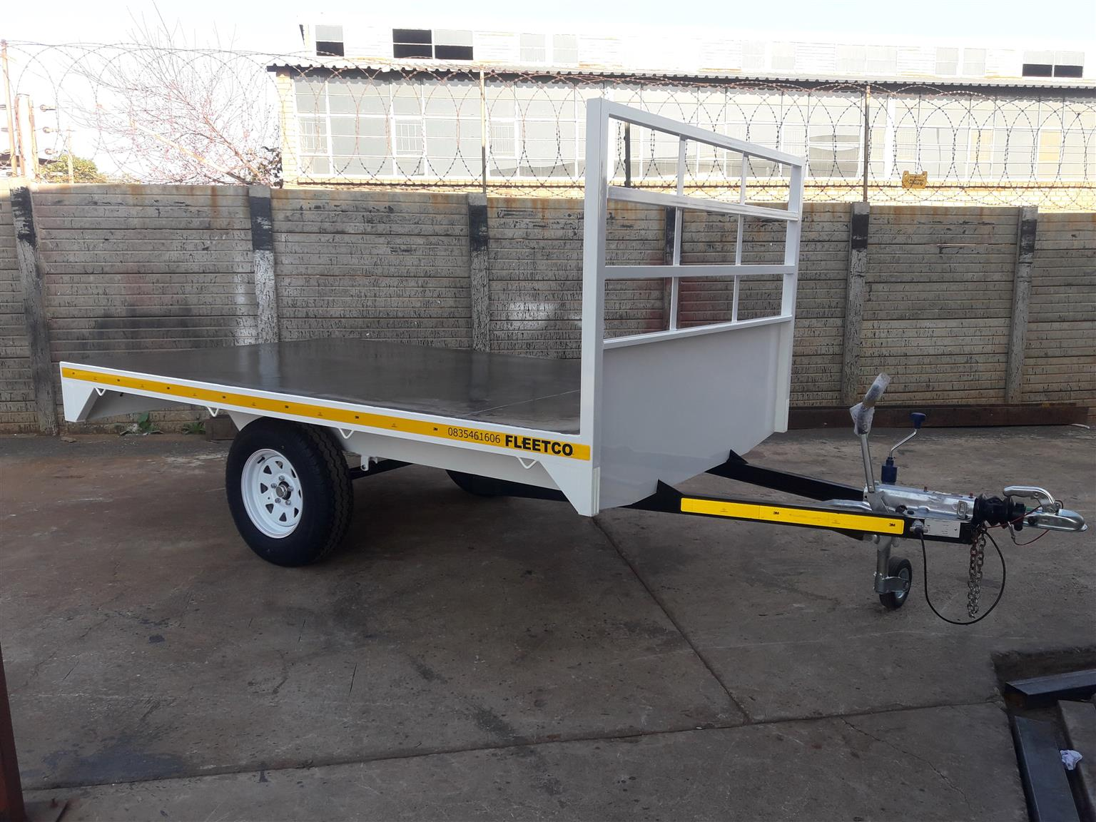 Flatbed For Sale >> Flatbed Trailer For Sale Brand New All Included