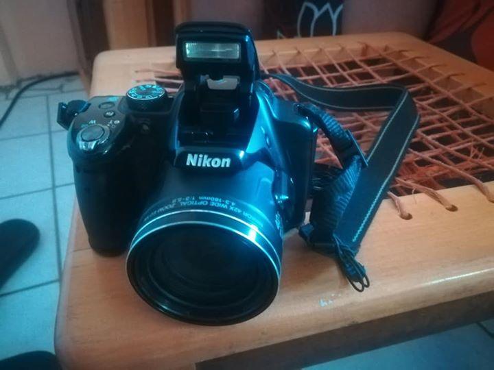 Nikon coolpixP520 camera