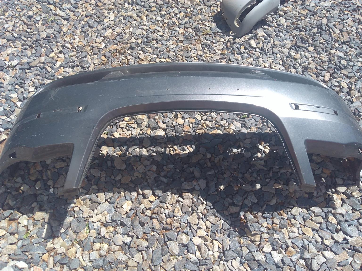 Chrysler Voyager Front Bumper