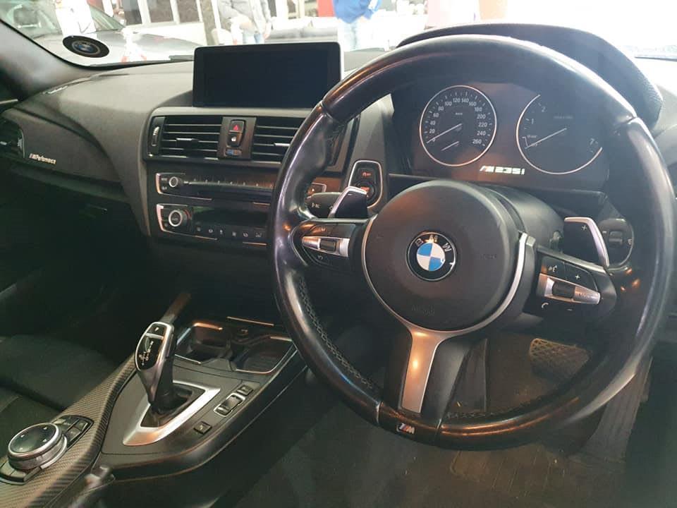 2014 BMW M2 coupe auto