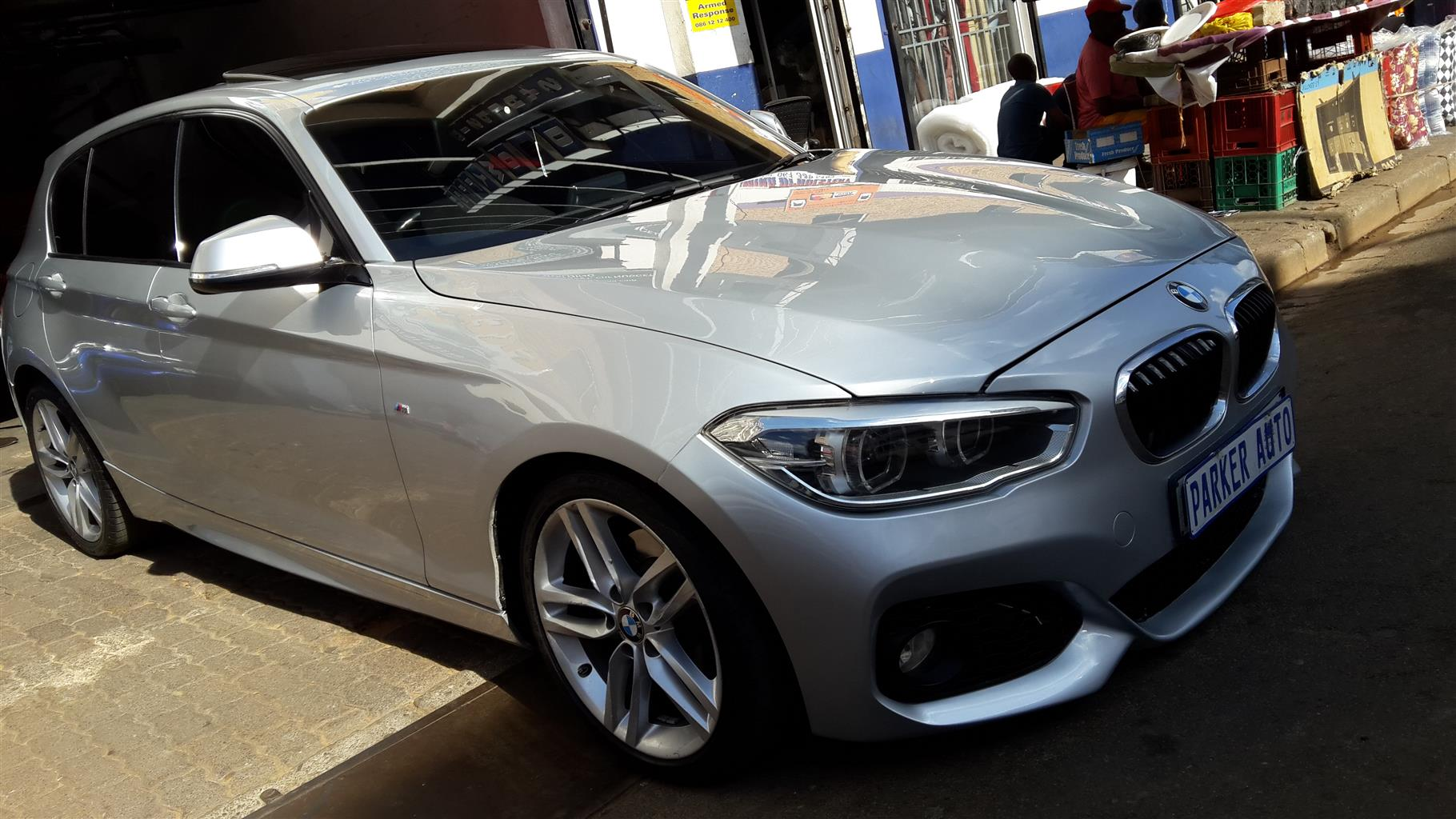 2016 BMW 1 Series 120d 5 door Urban sports auto