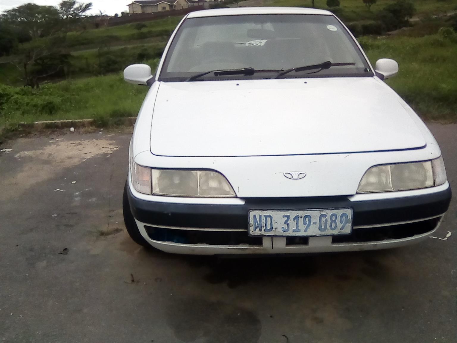 1996 Daewoo Espero