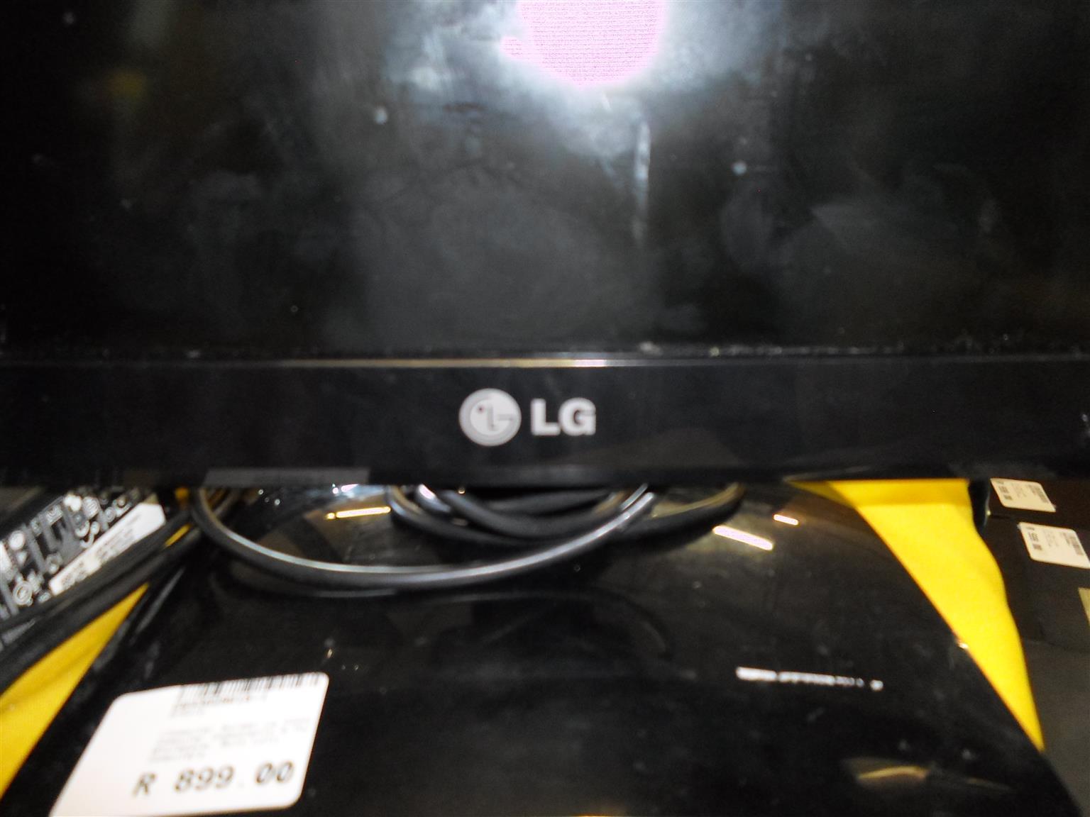 LG Computer Screen