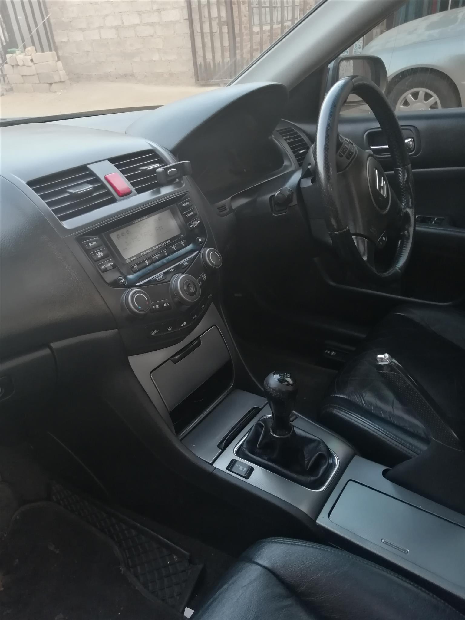 2007 Honda Accord 2.4 Exclusive
