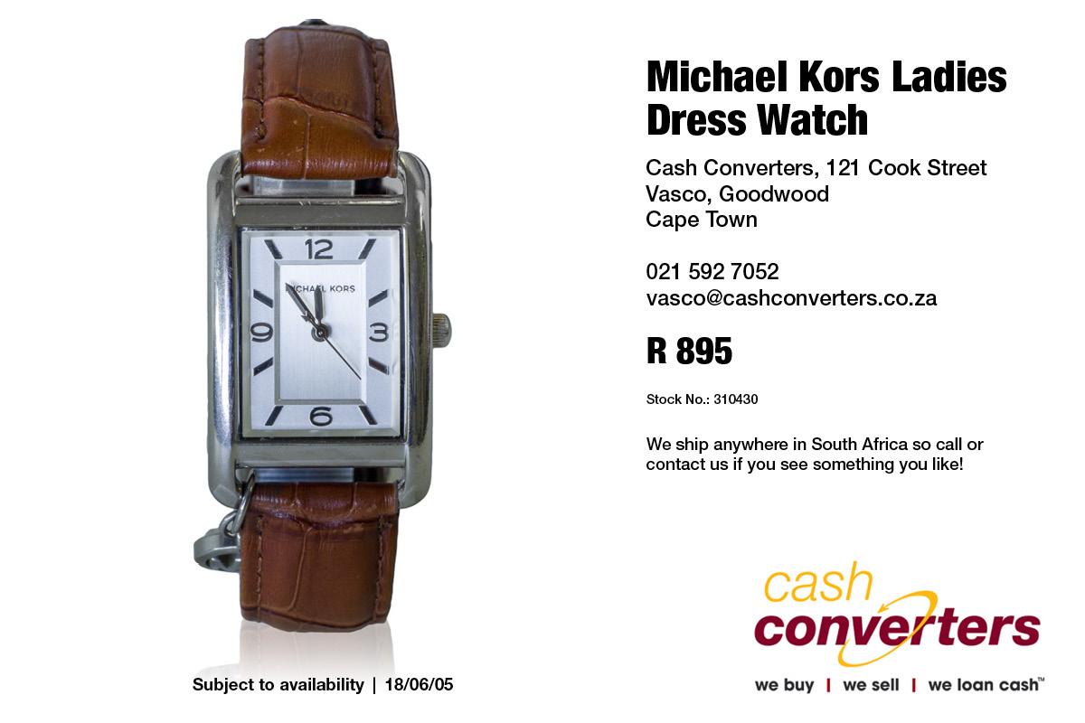 Michael Kors Ladies Dress Watch