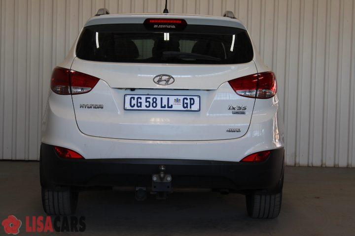 2013 Hyundai ix35 2.4 4WD Elite