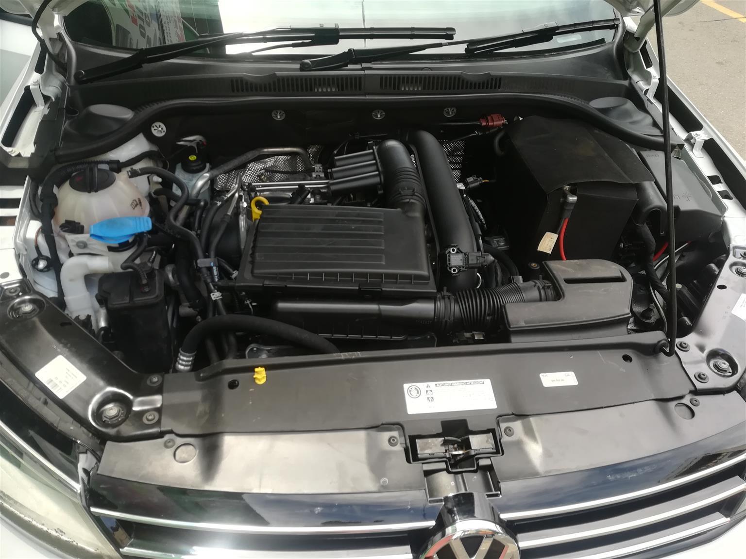2016 VW Jetta 1.4TSI Comfortline