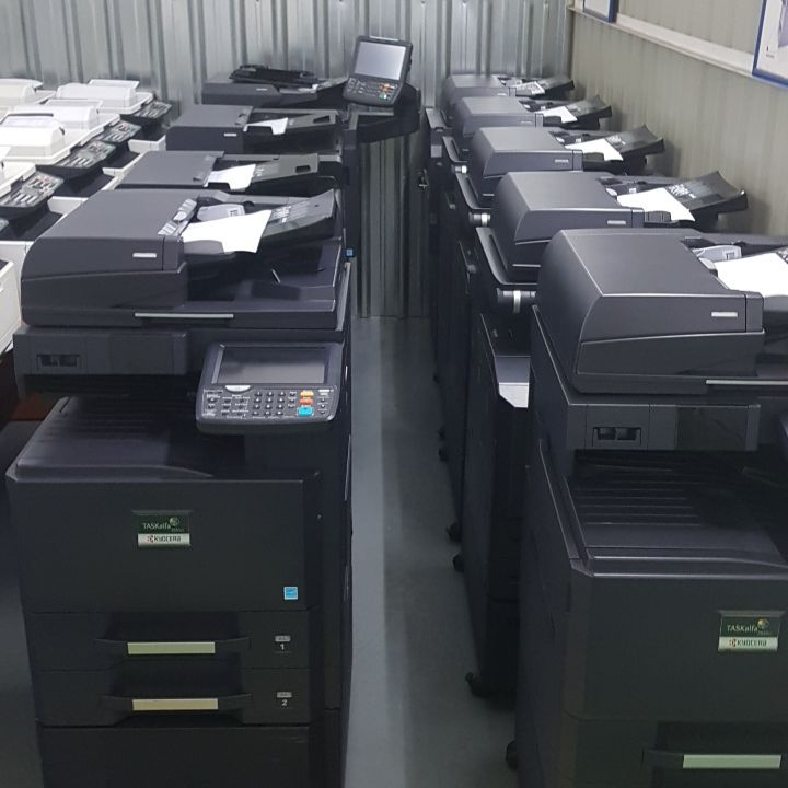 kyocera multi function copiers