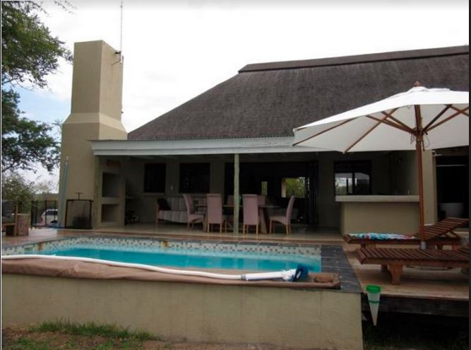 Spacious fully furnished home for sale in Blyde Wildlife Estate