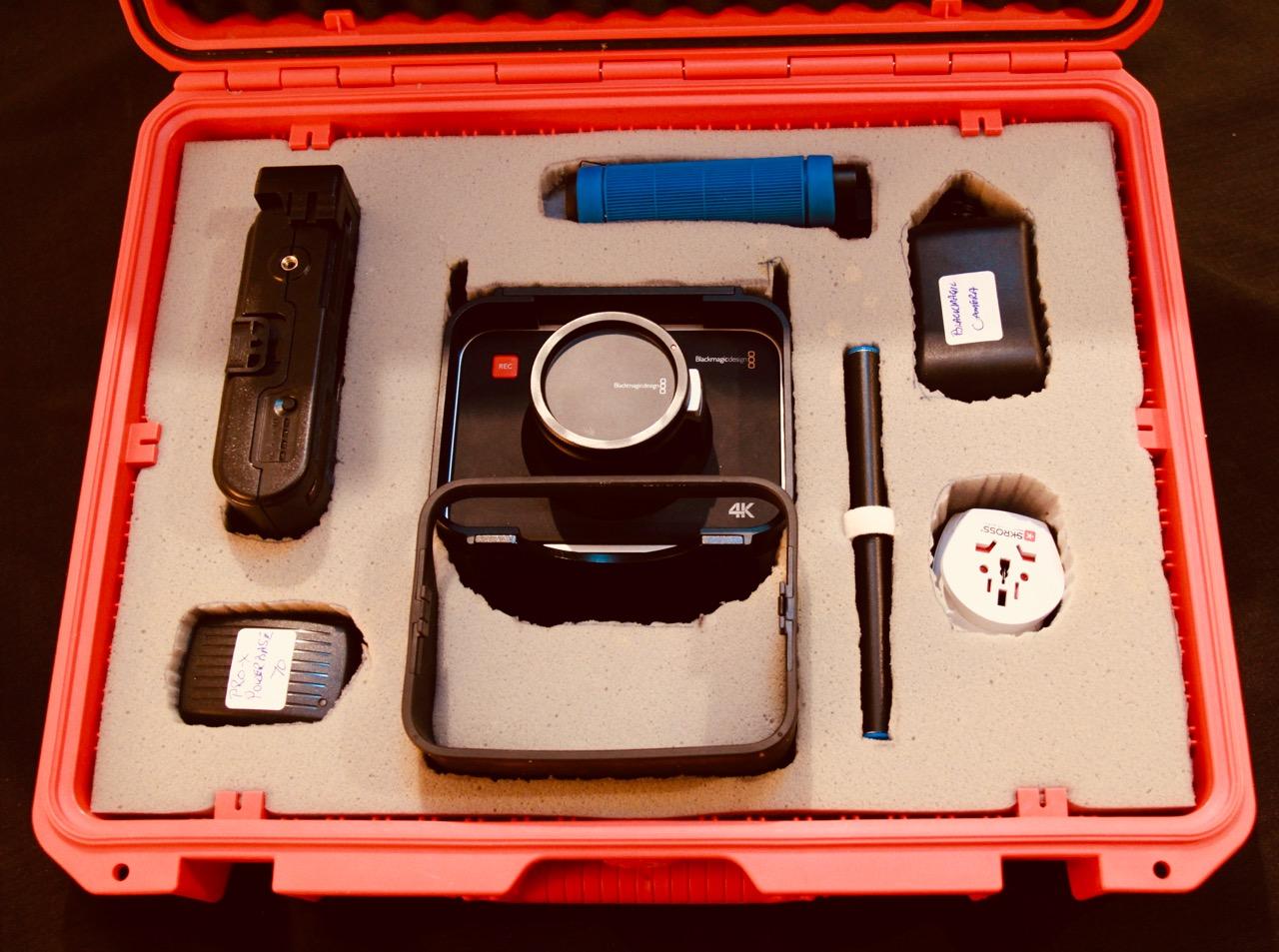 professional production camera