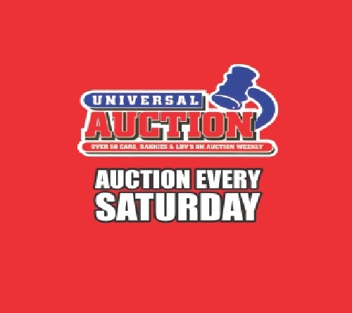 90x vehicles in good condition. All on Auction