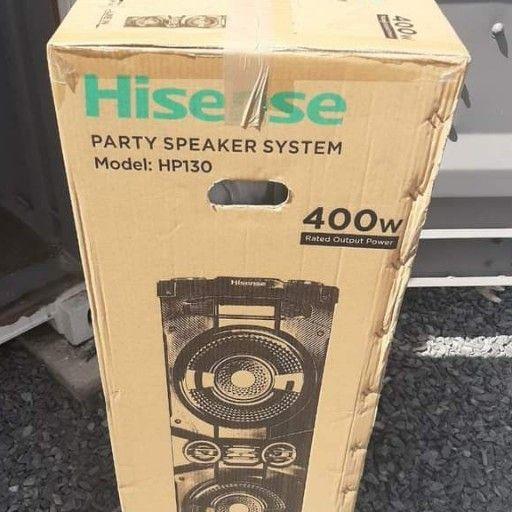 Hisense Party Speaker 400watt HP130