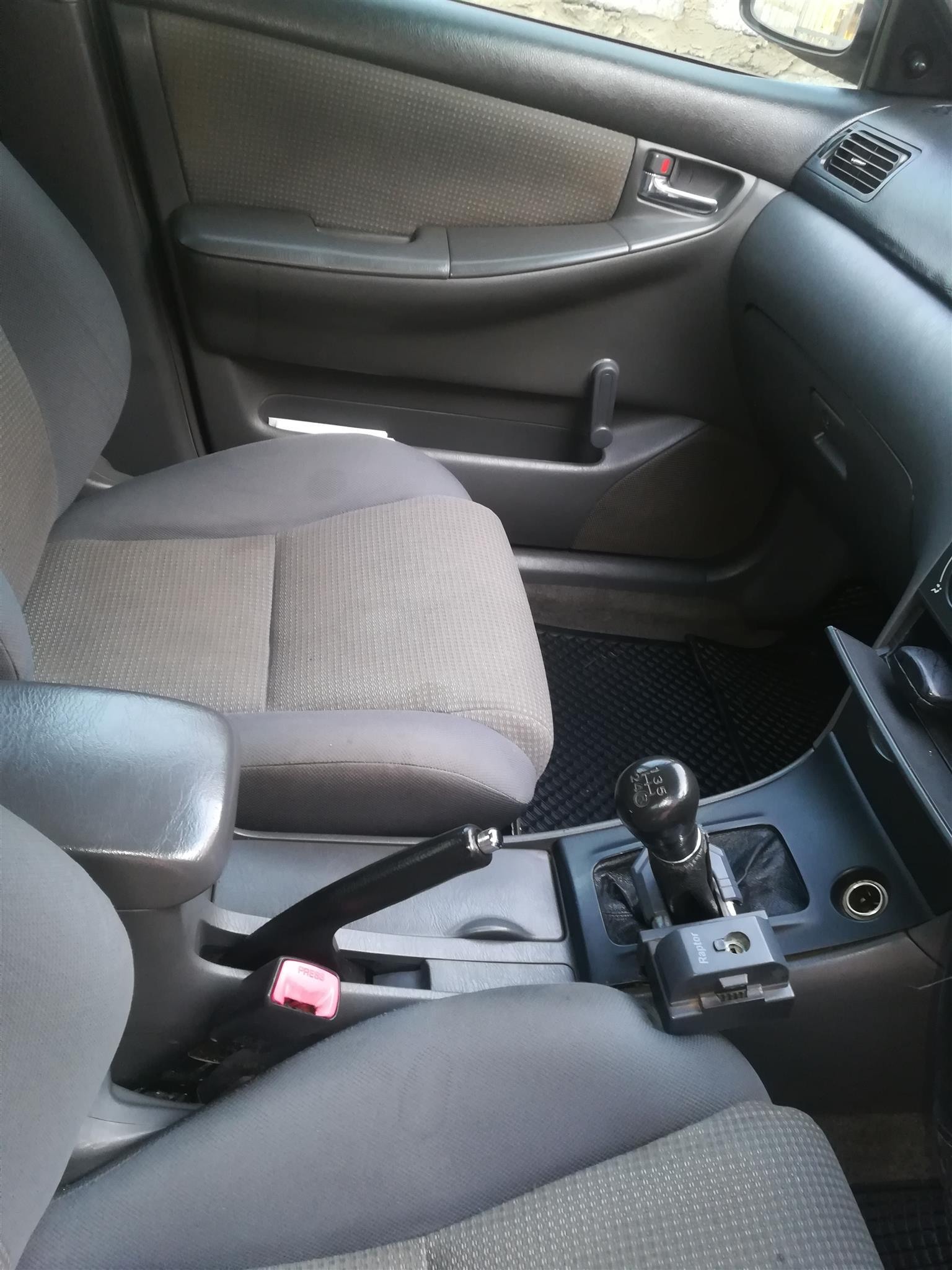 2005 Toyota Corolla 160i GLE