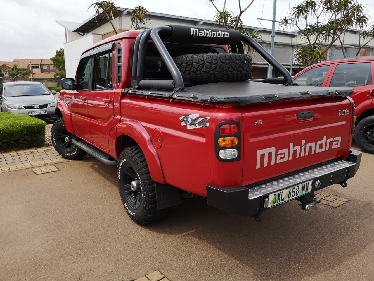 2020 Mahindra Scorpio Pik-up 2.2CRDe