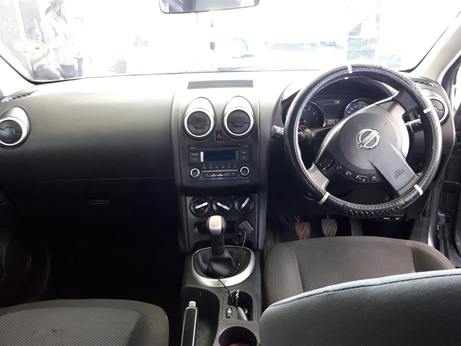 2013 Nissan Qashqai QASHQAI 1.2T VISIA