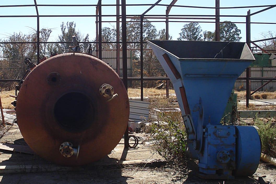 Cradley vertical coal fired boiler