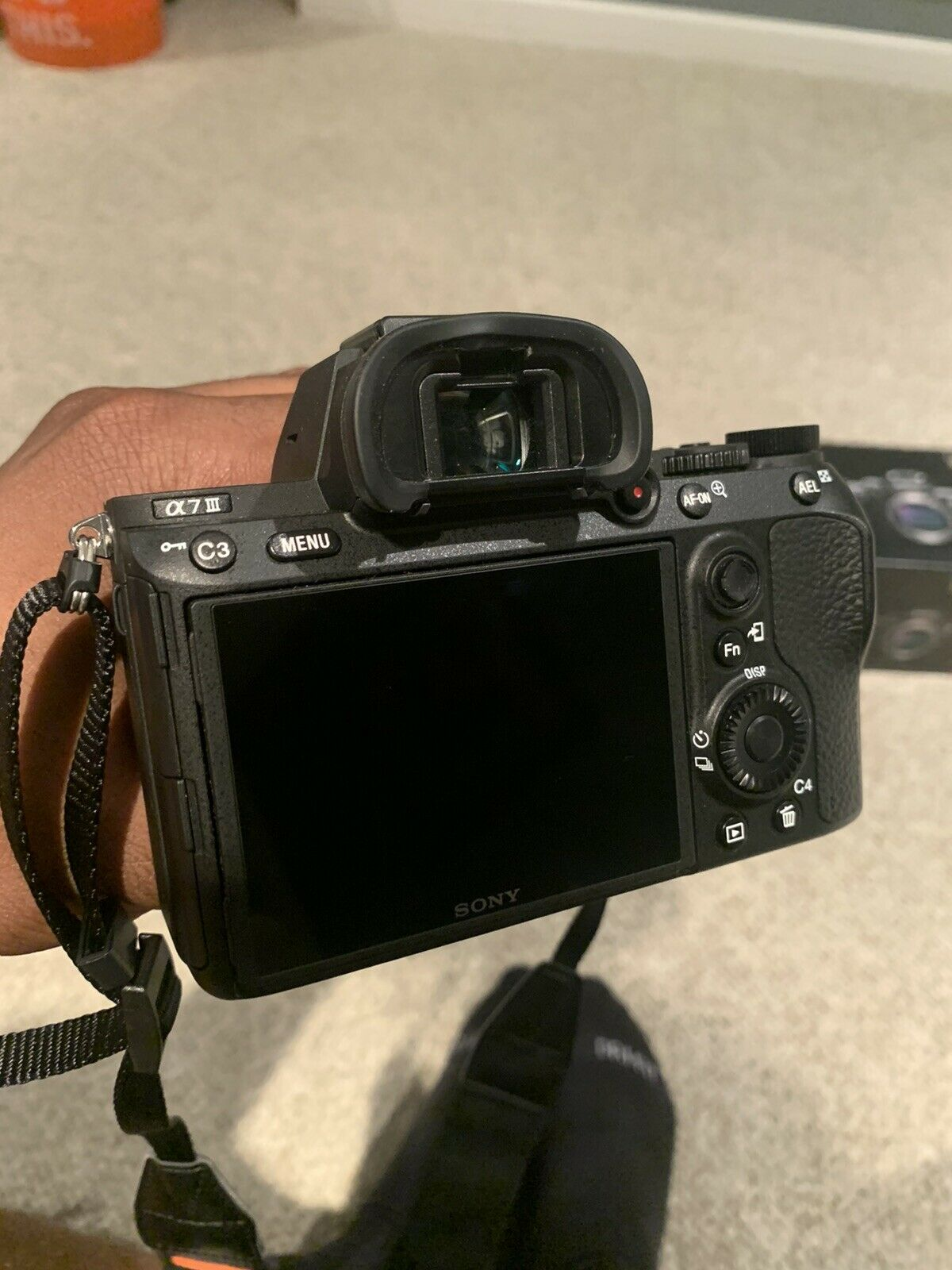 Sony Alpha A7 iii body with 24-70mm lens combo