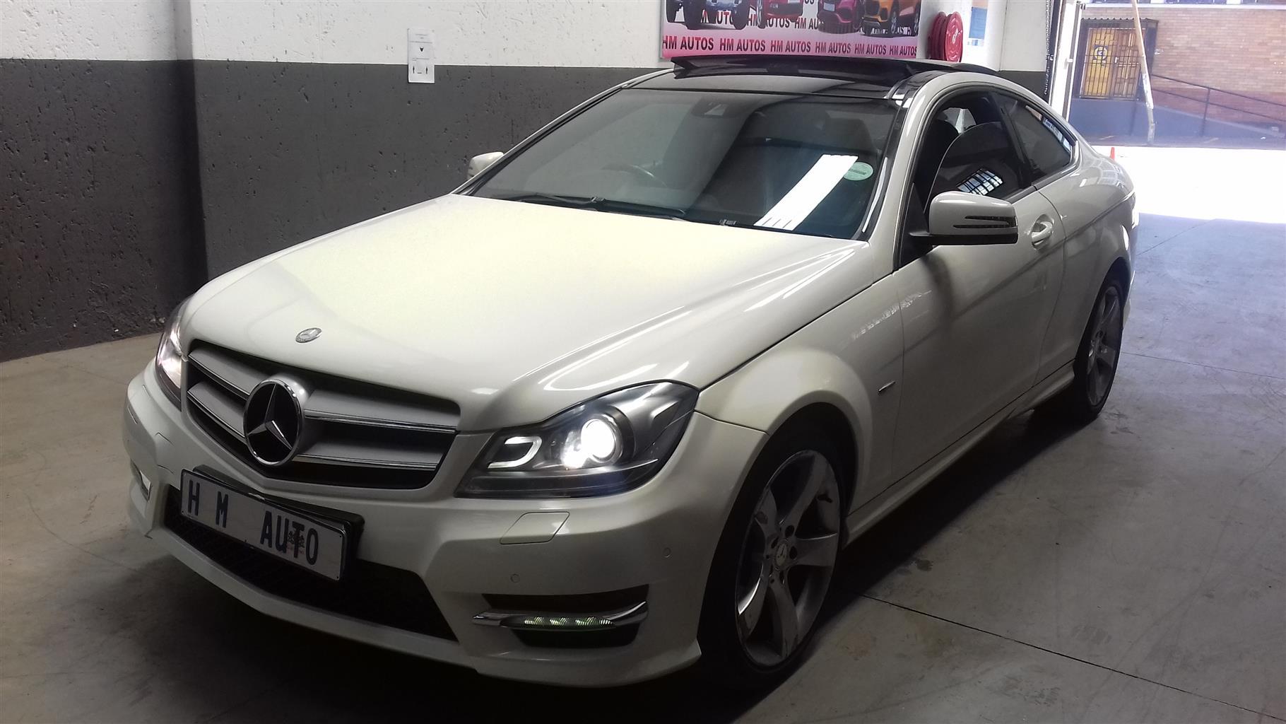 2012 Mercedes Benz C250