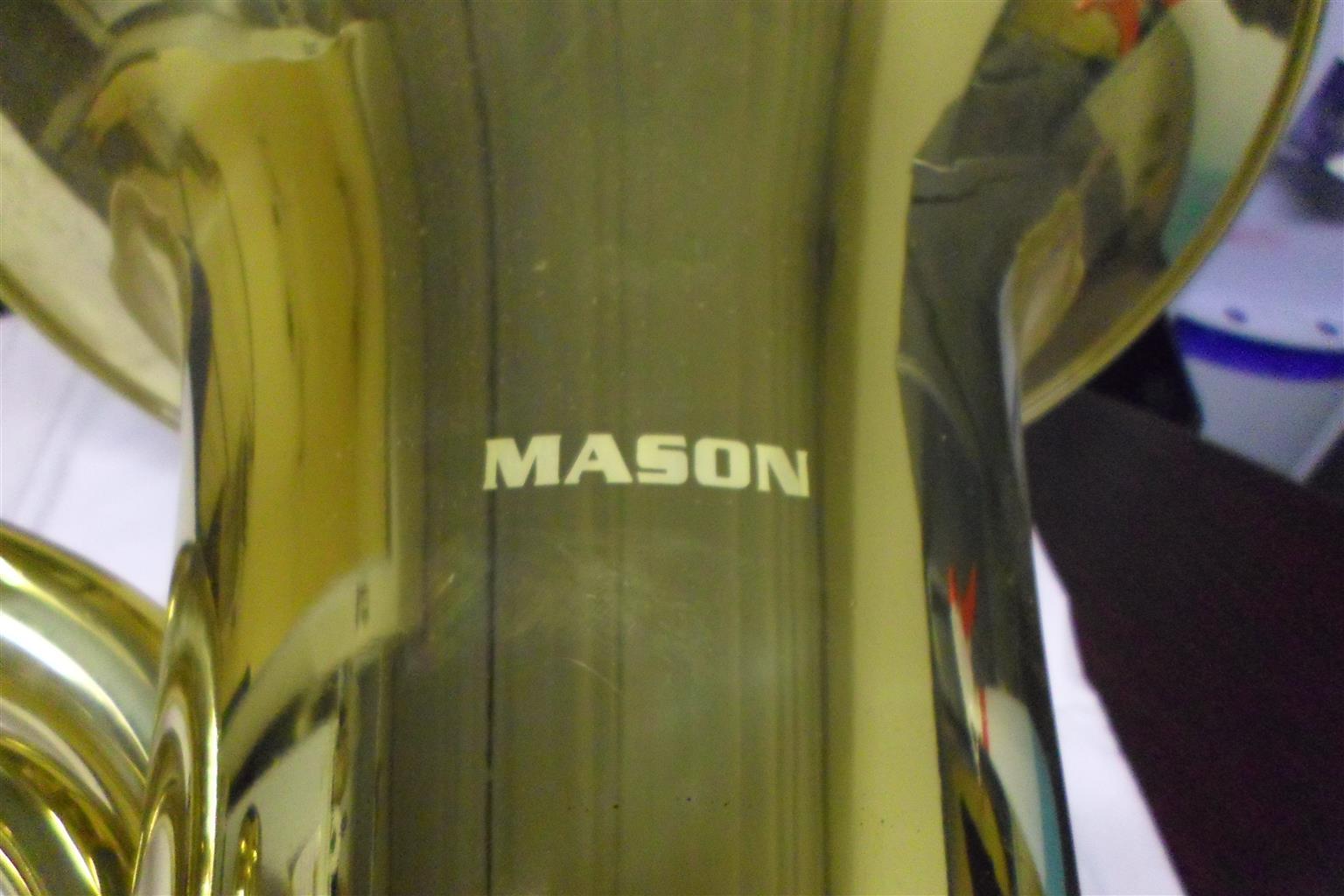 Mason AL-319B3PL Tuba 3 Piston