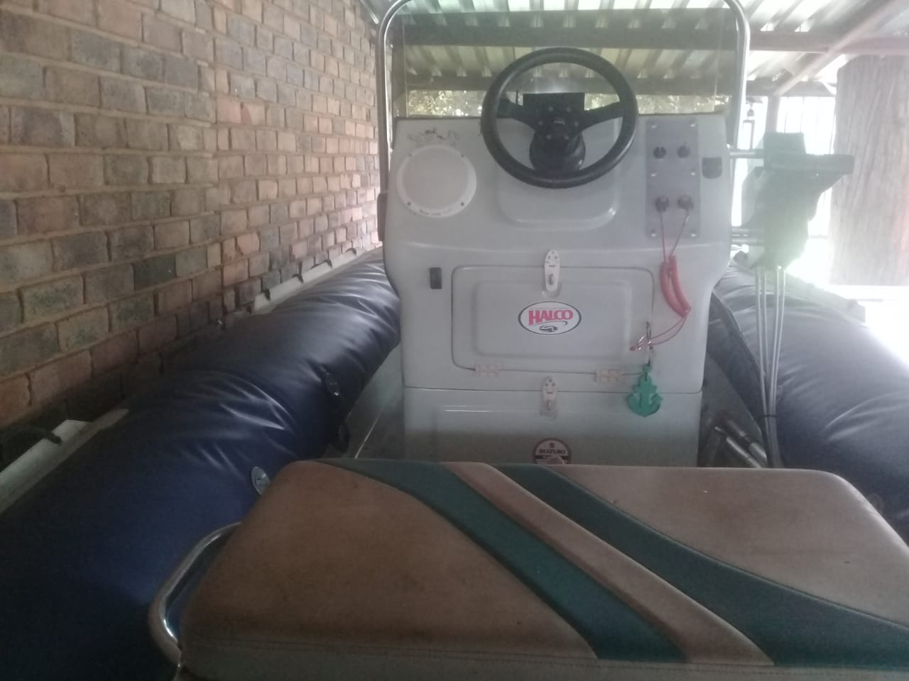 Rubber Duck with Galvanised Tip Trailer for Sale