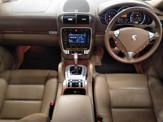 2005 Porsche Cayenne S Tiptronic