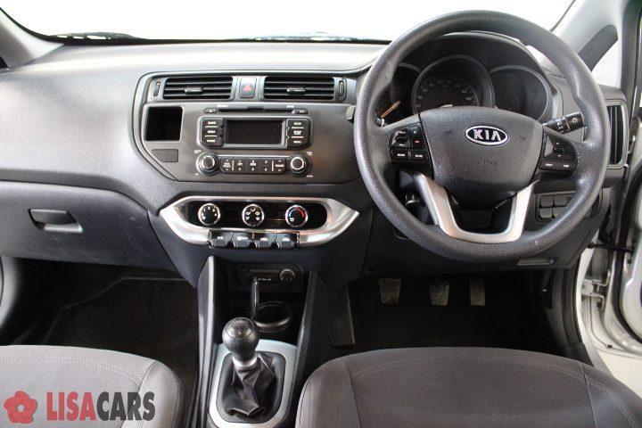 2012 Kia Rio sedan 1.4