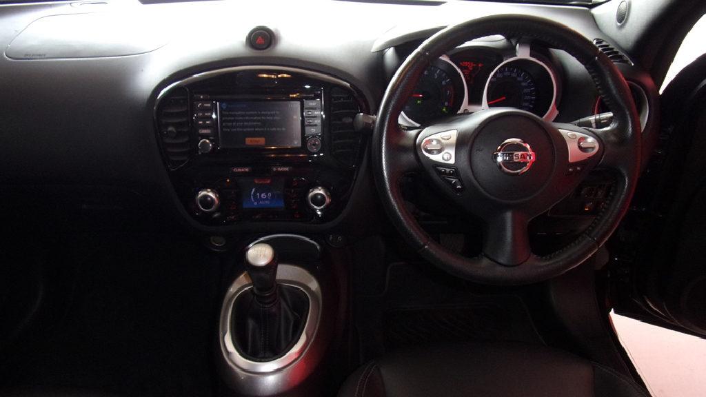 2015 Nissan Juke 1.6T Tekna Midnight Edition