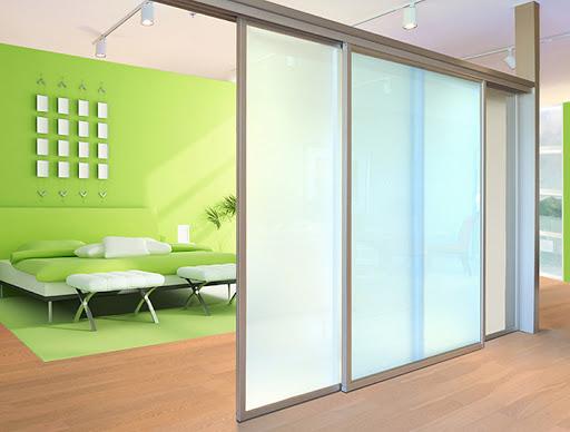 Aluminium sliding door Panels