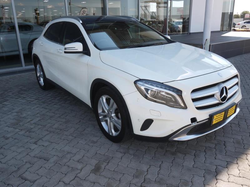 2014 Mercedes-Benz GLA GLA220CDI 4Matic Style For Sale