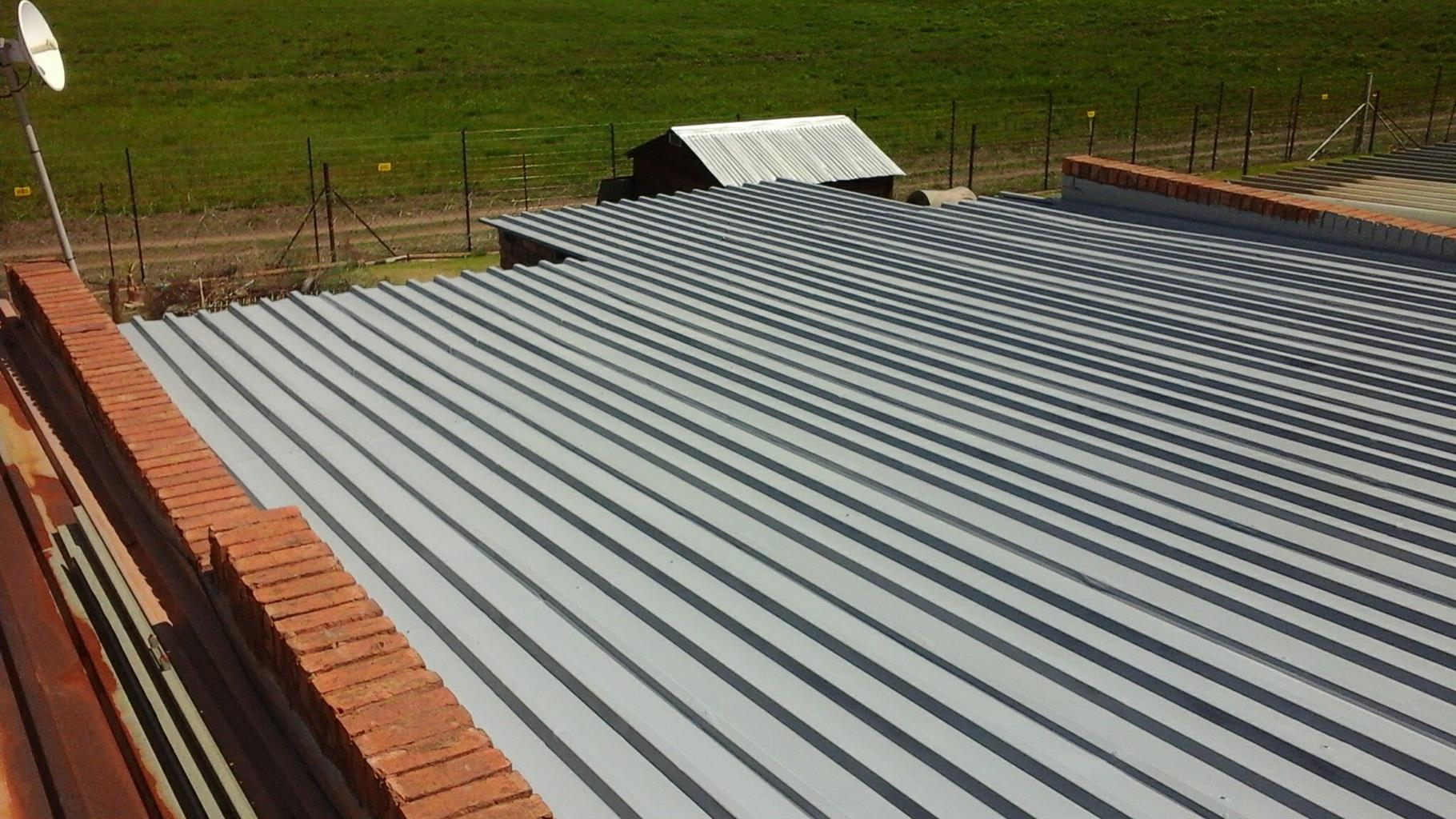 Waterproof And Paint Your Roof Before The Rains Start