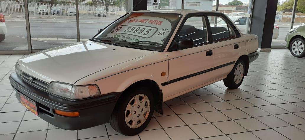 1993 TOYOTA COROLLA 160 GL