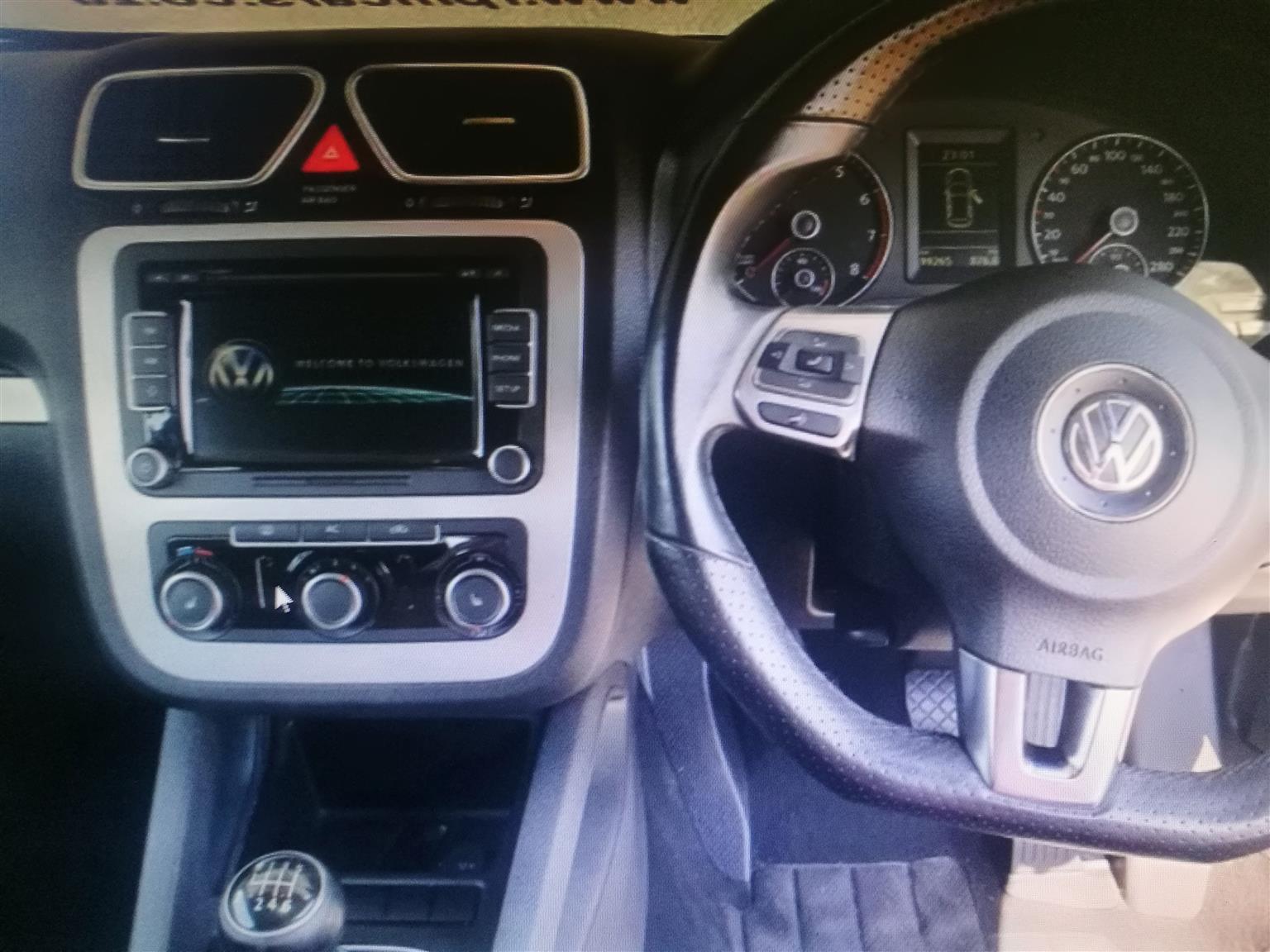 2011 VW Scirocco 1.4TSI Highline