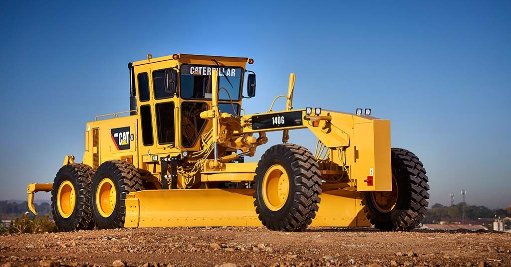 Yellow metal plant hire