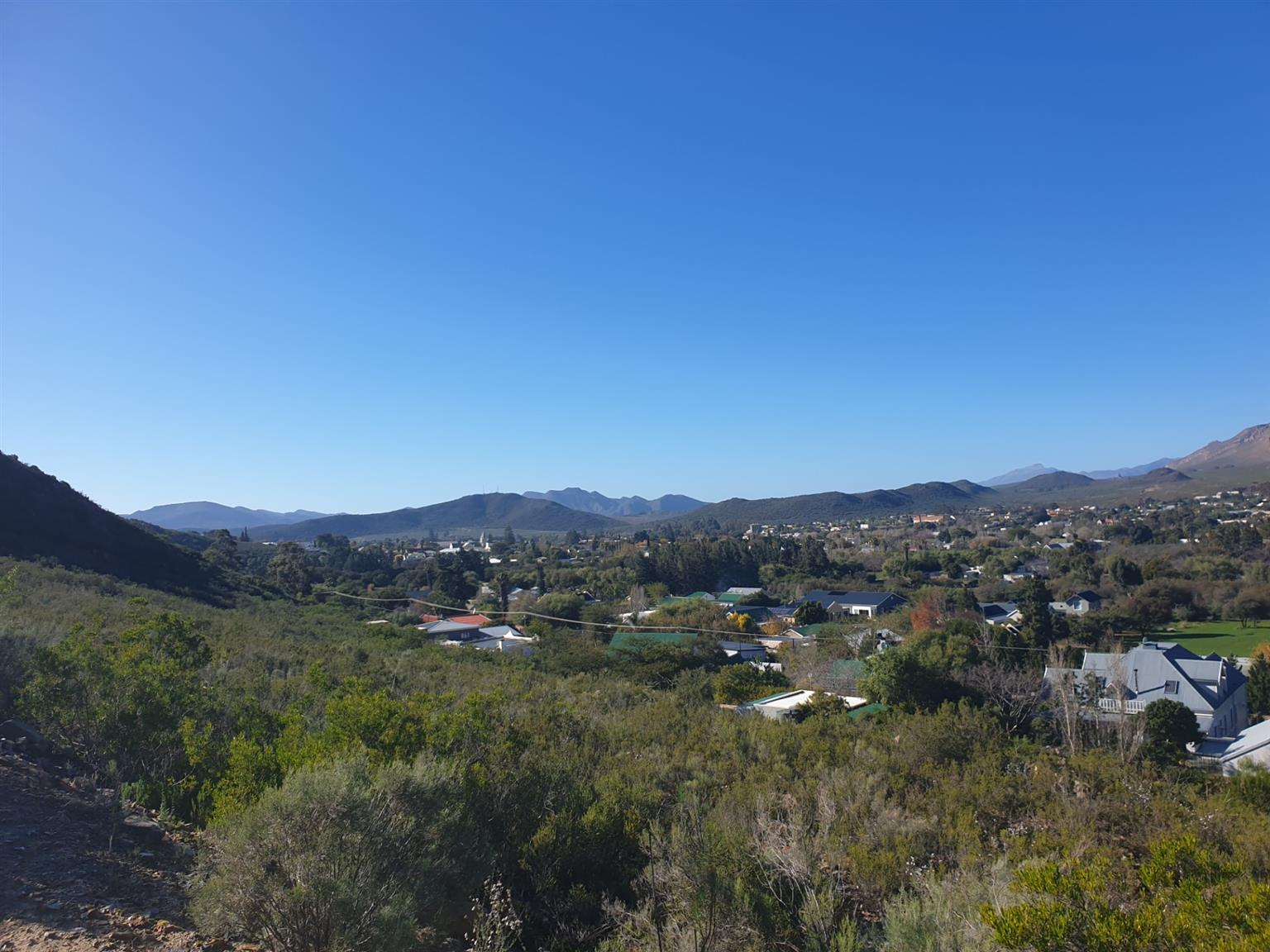 Vacant Land Residential For Sale in Montagu