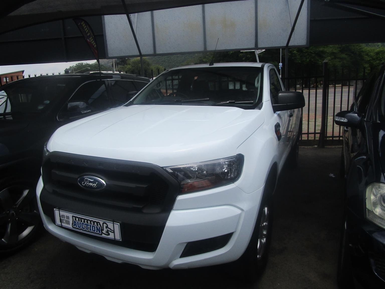 2018 Ford Ranger 2.2