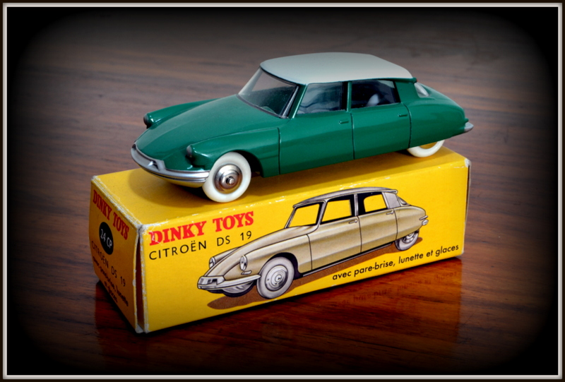 Dinky Toys Citroen DS 19.